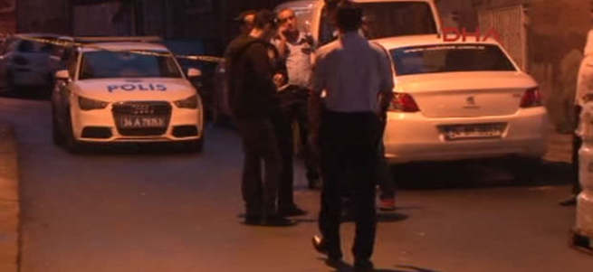 Fatih'te soyguncular polise saldırdı: 1 polis yaralı