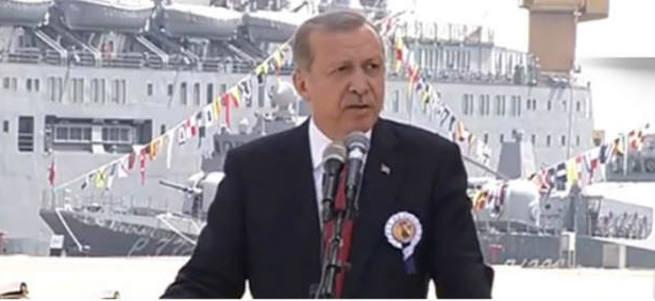 Erdoğan: Terör örgütü en büyük darbeyi aldı