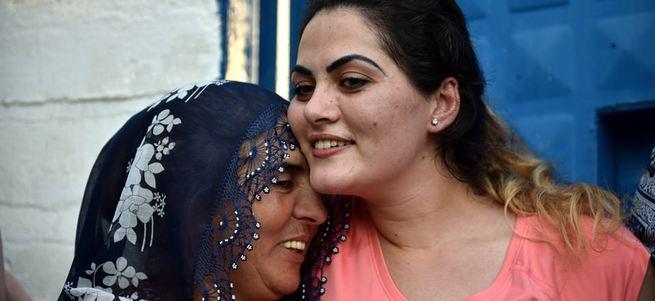 Fuhşa zorlayan kocasını öldüren Çilem Doğan karabulut tahliye oldu