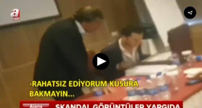 MHP'den Çağrı Heyeti'ne suç duyurusu
