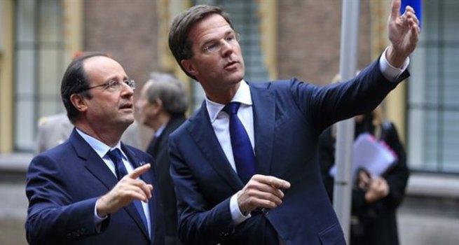 Fransa ve Hollanda'da referandum çağrısı