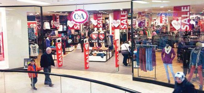 C&A çıkıyor, mağazaları DeFacto oluyor