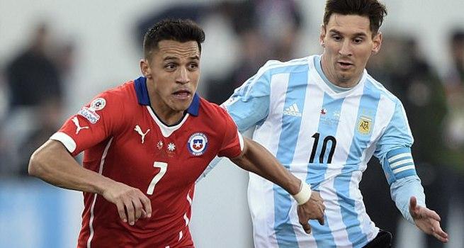 Copa America'da dev final: Arjantin-Şili!