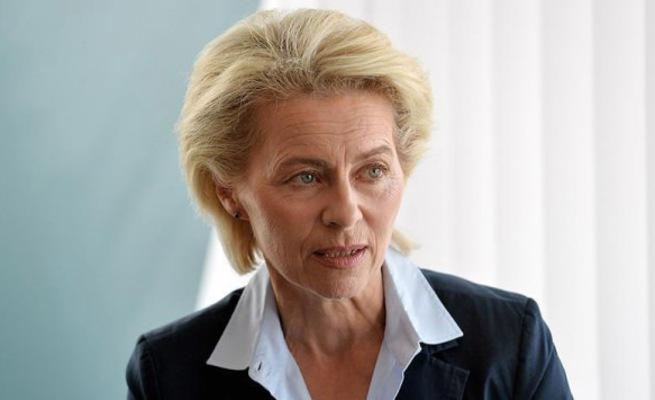 Almanya Savunma Bakanı İncirlik'i ziyaret edecek