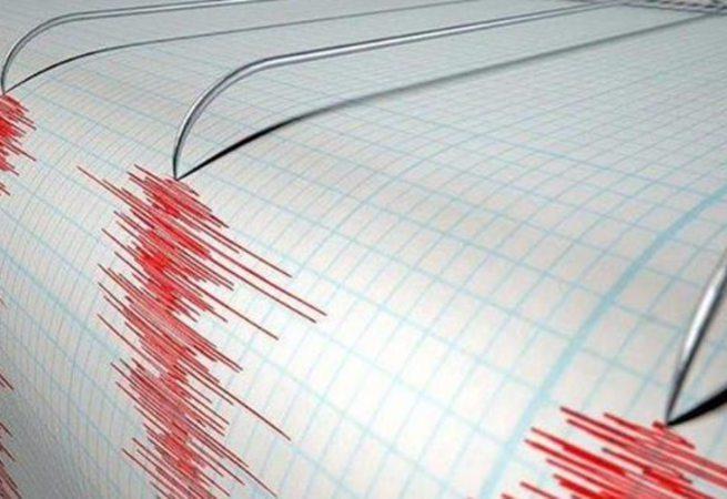 Çanakkale'de ard arda depremler