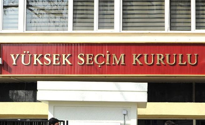 YSK MHP kararını verdi!