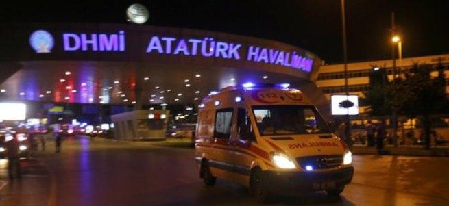 Havalimanı saldırısıyla ilgili biri Rus 11 IŞİD'li gözaltında