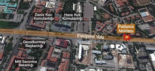 Ankara saldırısının faili Lice'de etkisiz hale getirildi