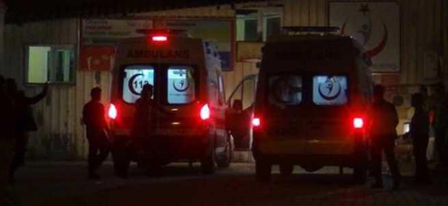 Erciş'te Jandarma karakoluna bombalı saldırı: 2 Şehit