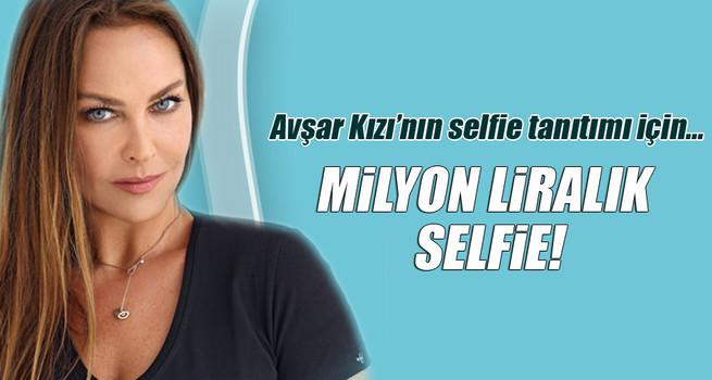 Milyonluk selfie