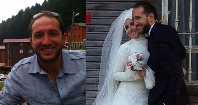Kahraman polis Ahmet Berker baba oldu