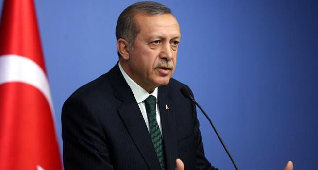 Erdoğan'dan Fransa'daki terör saldırısına ilişkin ilk açıklama