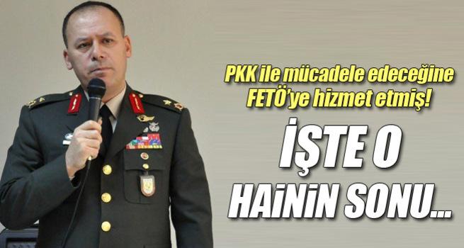 PKK ile mücadele edeceğine FETÖ'ye hizmet etmiş