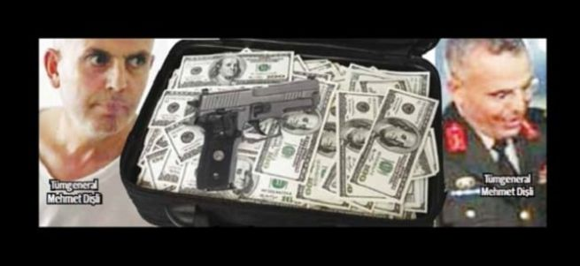 İşte o kaçış çantası!