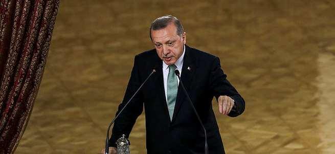 Cumhurbaşkanı Erdoğan böyle meydan okudu!
