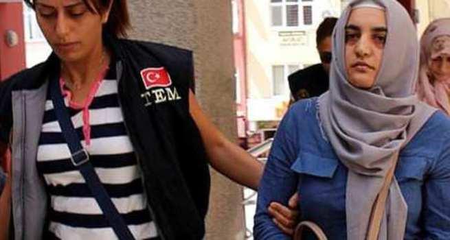 Fethullah Gülen'in akrabası abla evleri boşaltırken yakalandı