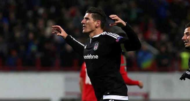 Beşiktaş'tan Mario Gomez'e geri dön çağrısı