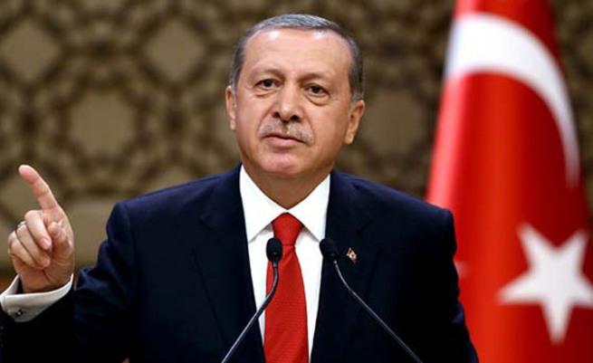 Cumhurbaşkanı Erdoğan'dan ABD'li generale sert cevap