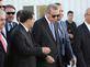 Cumhurba�kan� Erdo�an dev projeleri havadan izledi