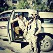 Genç I��D militan� sosyal medya foto�raflar�