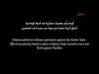 I��D ABD'li gazetecinin 'ba��n� kesti'