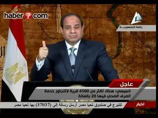 Darbeci Sisi Rabia i�areti yapt�