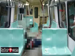 �stanbul'da metro kazas�