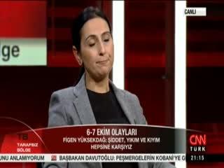 HDP E�ba�kan�'ndan 'komik ötesi' sözler