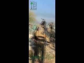 Irakl� komutan böyle vuruldu! +18