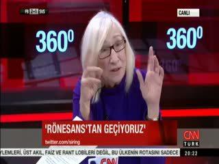 Alev Alatl�'dan �irin Payz�n'a 'Gezi' �oku