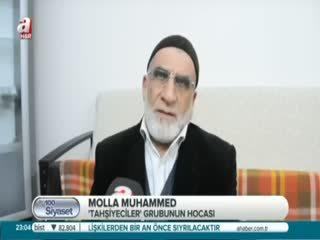 Molla Muhammed ilk kez Yüzde Yüz Siyaset�te