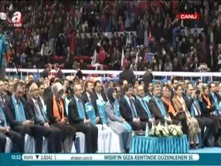 AK Parti seçim �ark�s�n� tan�tt�