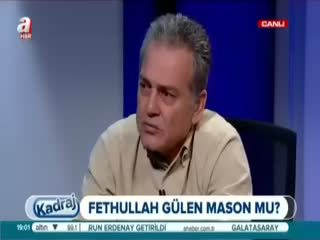 """Gülen'in mason oldu�u iddias� sürpriz de�il"""