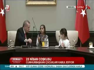 Cumhurba�kan� Erdo�an'�n annesi için keman çald�