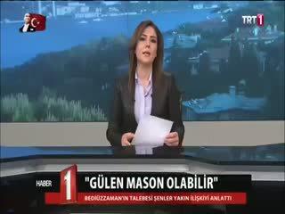 Bediüzzaman��n talebesi Gülen'in masonlu�unu do�rulad�