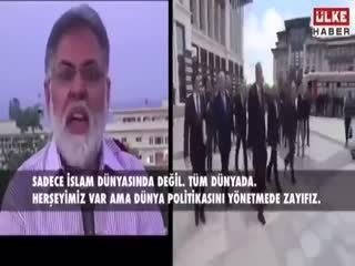 Erdo�an'� 5 y�ll���na bize verin dünya lideri olal�m