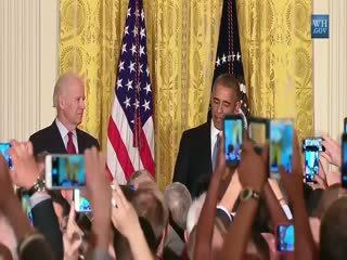 Beyaz Saray�da sözü kesilen Obama�dan sert tepki