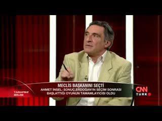 Ahmet Hakan'a yay�n� kestiren tart��ma