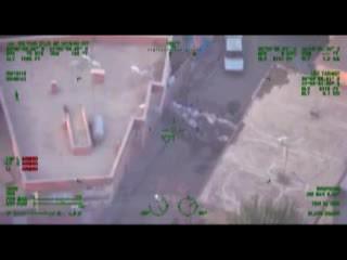 Silvan'daki operasyon havadan böyle görüntülendi