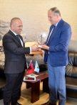 ALBtelecom ve Eagle Mobile'e 'Saranda Şehri Şükran Ödülü' verildi