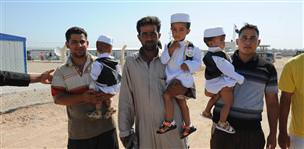 Iraklı Çocuklar İçin Sünnet Şöleni