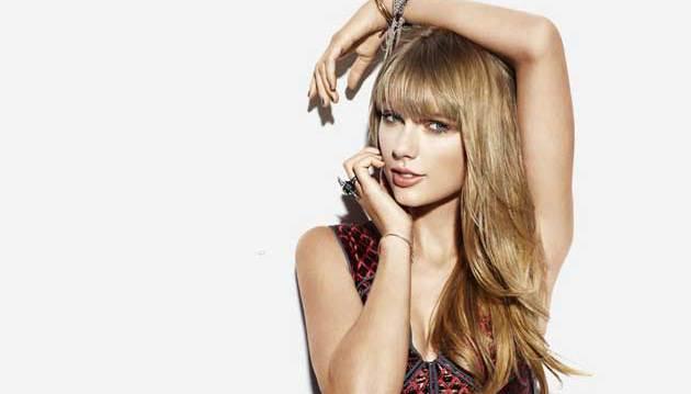 Kar��n�zda Taylor Swift!