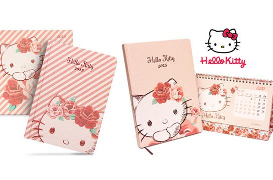 2015'te takvimin Hello Kitty olsun!