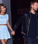 Taylor ve Calvin a�k� yak�yor