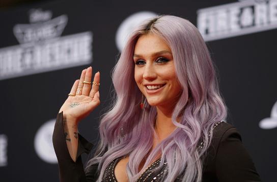 Kesha Billboard'da sahne alam�yor