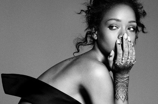 Rihanna'n�n ayakkab�lar� t�kendi!