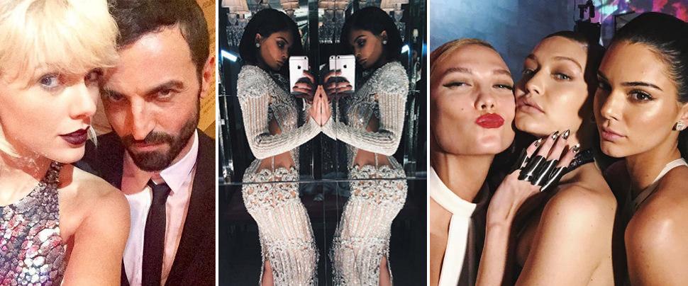Met Gala'dan en iyi 30 Instagram paylaşımı