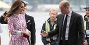 İşte Kate Middleton'ın çok konuşulan elbisesi