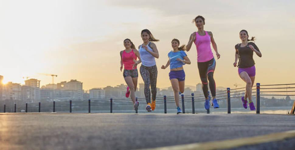 NikeWomen Victory Tour koşusu başlasın!