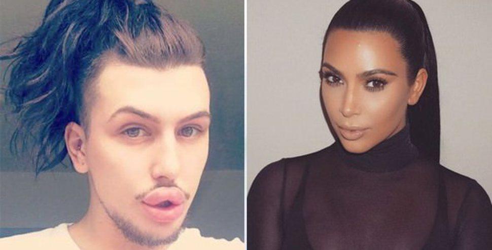 Bütün dertleri Kim Kardashian olmak